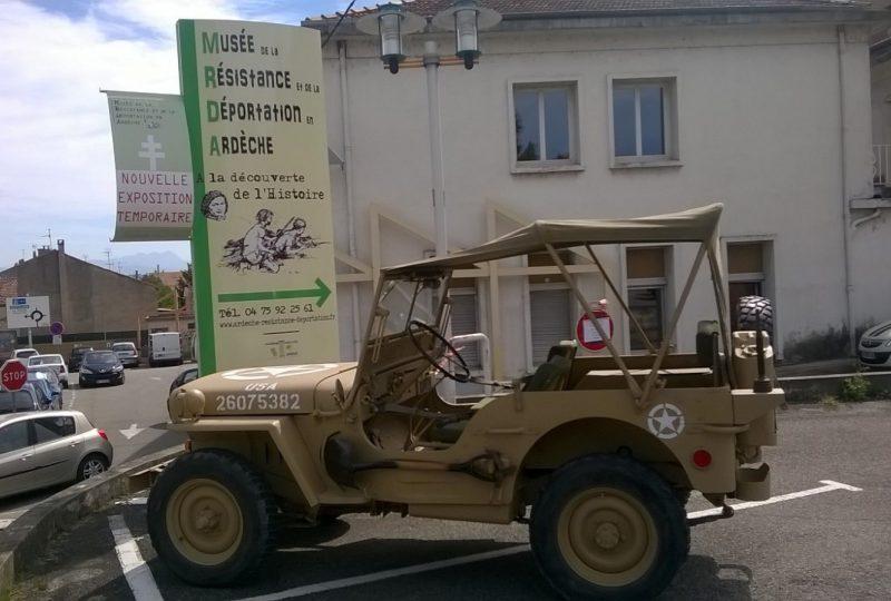 Musée de la Résistance et de la Déportation en Ardèche à Le Teil - 0